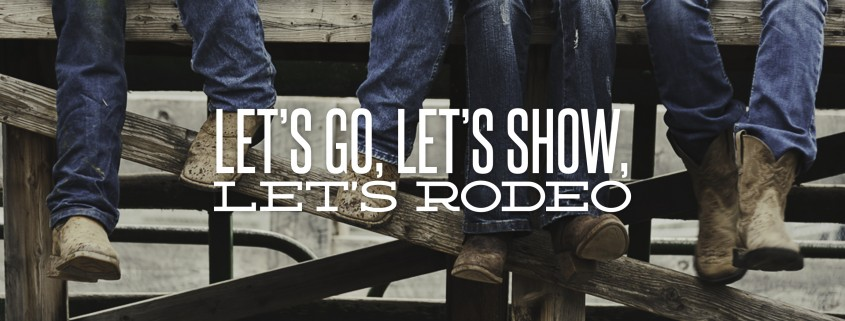 Let's Go, Let's Snow, Let's Rodeo Cover