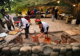 TCCGJH Patagonia River Ranch - Outdoor Cooking and Feast